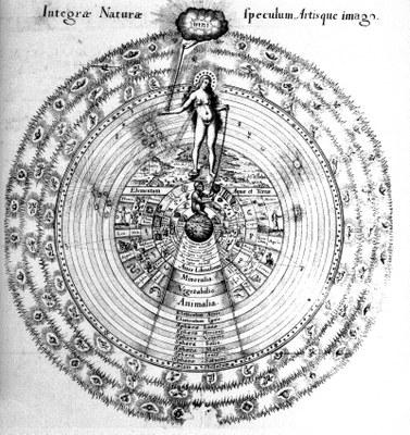 Johann Theodor de Bry, Naturae Imaginis Speculum