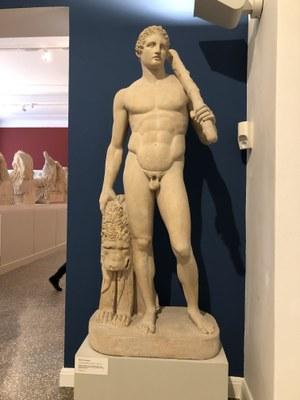 Hercules in der Kunsthalle Kiel